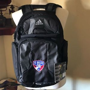 ADIDAS BACKPACK climacool  team strength NWT